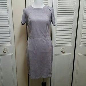 4 Lavender Forest Lily Suede Dress